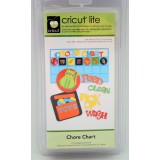 Cricut Lite Cartridge Chore Chart Item 2000169